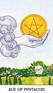 tarot-karte-mala-arkana-as-diskova-ili-novcica